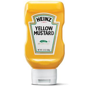 Poza 1 Mustar Heinz 380g