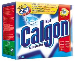 Poza 1 Tablete Anticalcar Calgon 12x15g