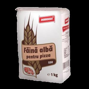 Poza 1 Faina Alba pentru Pizza 550 Dobrogea 1Kg