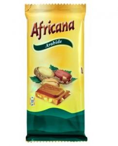 Poza 1 Ciocolata cu Arahide Africana 90g