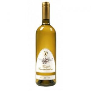 Poza 1 Vin Alb Sec Vinul Cavalerului Riesling 0.75L