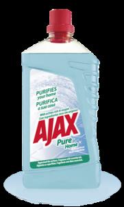 Poza 1 Detergent Suprafete Ajax Pure Home 1L