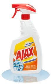 Poza 1 Spray Crema Curatare Ajax Multi-Actions 100% Shine 500ml