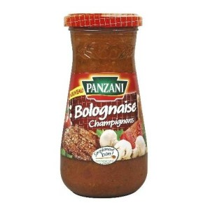 Poza 1 Sos Bolognaise cu Carne si Ciuperci Panzani 400g