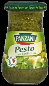 Poza 1 Sos Pesto cu Busuioc si Branzeturi Italiene Panzani 200g