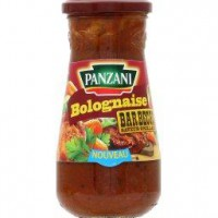 Poza 1 Sos Bolognaise cu Carne Barbeque Panzani 400g