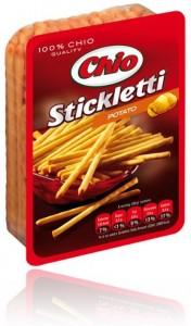 Poza 1 Sticks Cartofi Chio Stickletti 80g
