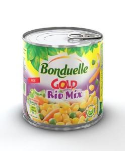 Poza 1 RIO MIX GOLD Bonduelle 425 ml