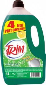 Poza 1 Detergent Vase Trim Lamaie 4L