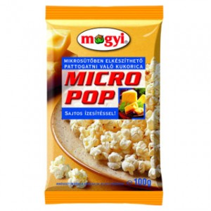 Poza 1 Popcorn Mogyi Micropop Cascaval 100g