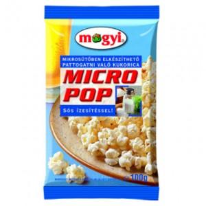 Poza 1 Popcorn Mogyi Micropop Sare 100g