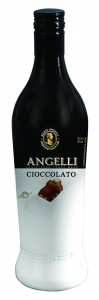 Poza 1 Lichior de Ciocolata si Alune Angelli 0.7L