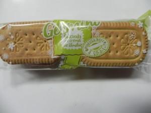 Poza 1 Biscuiti cu crema Lamaie Germino 60g