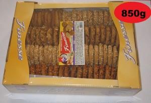 Poza 1 Biscuiti cu Seminte Finesse 850g