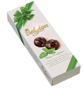 Poza 1 Bomboane Belgian Mint Truffines 60g