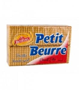 Poza 1 Biscuiti Petit Beurre Romdil 460g