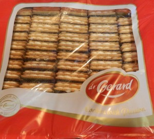 Poza 1 Biscuiti Aroma Lamaie Glazurati Ciocolata Dr. Gerard