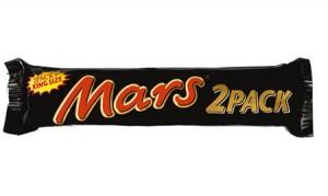 Poza 1 Batoane Ciocolata Mars 2x69g