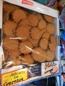 Poza 1 Biscuiti cu Chimbir 1.2Kg