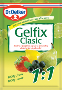 Poza 1 Gelfix Clasic 1:1 Dr. Oetker