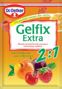 Poza 1 Gelfix Extra 2:1 Dr. Oetker
