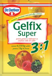 Poza 1 Gelfix Super 3:1 Dr. Oetker