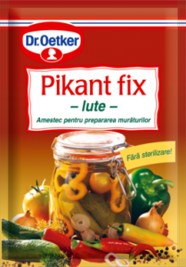 Poza 1 Pikant Fix Iute Dr. Oetker