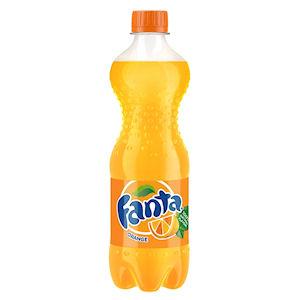 Poza 1 Fanta portocale 500 ml
