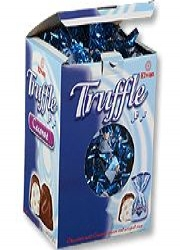 Poza 1 Elvan Truffle Bomboane Cocos 2 Kg