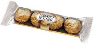 Poza 1 Praline Ferrero Rocher 50g