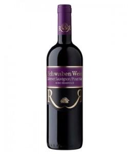 Poza 1 Vin Rosu Demidulce Schwaben Wein Cabernet Sauvignon/Pinoit Noir 0.75L