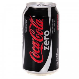 Poza 1 Coca cola ZERO 0.33 L