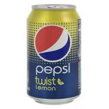 Poza 1 Pepsi 0.33L Twist Lemon cutie