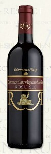 Poza 1 Vin Rosu Sec Schwaben Wein Merlot/ Cabernet Sauvignon 0.75L