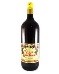 Poza 1 Vin Rosu Demidulce Cotnari Selectionat 1.5L