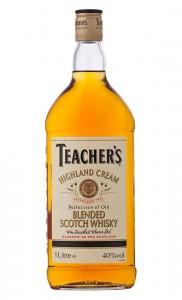Poza 1 Whisky Teacher's 1L