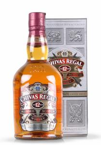 Poza 1 Whisky Chivas Regal 12 ANI 0.7L