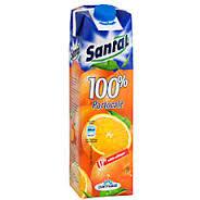 Poza 1 Santal Portocale 100% cutie carton 1L