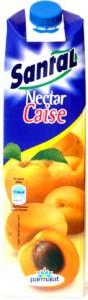 Poza 1 Santal Nectar Caise cutie carton 1L
