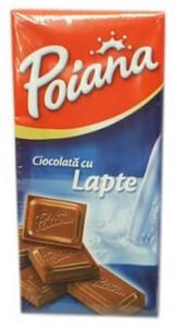Poza 1 Ciocolata Poiana Lapte