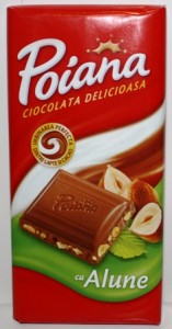 Poza 1 Ciocolata Poiana Alune