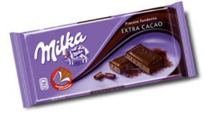 Poza 1 Milka Ciocolata Lapte si continut ridicat de cacao (min.45%) 100g