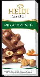Poza 1 Heidi Grand'or Ciocolata cu Alune 100g