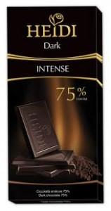 Poza 1 Heidi Dark Intense 75%cacao 80g