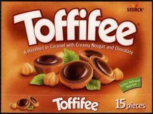 Poza 1 Toffifee Bomboane Ciocolata 125g