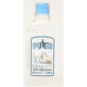 Poza 1 Vodka Polar 200 ml