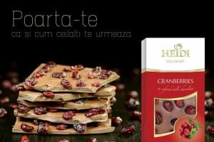 Poza 1 Heidi Gourmet Merisor 100g