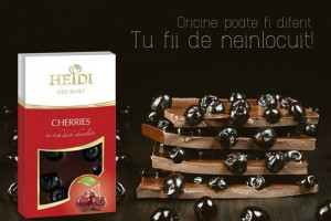 Poza 1 Heidi Gourmet Cirese 100g
