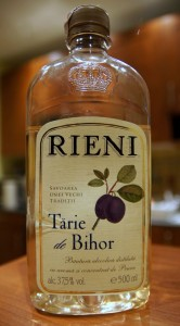 Poza 1 Tarie de Bihor Rieni Prune 500ml