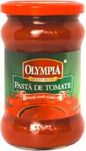 Poza 1 Pasta tomate borcan Olympia 314g